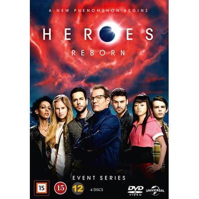 Heroes Reborn: Säsong 1 (4DVD) (DVD 2015)