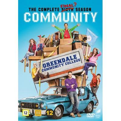 Community: Säsong 6 (2DVD) (DVD 2015)