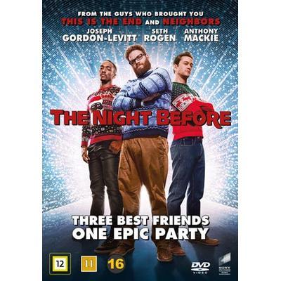 The night before (DVD) (DVD 2015)