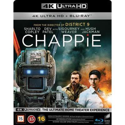 Chappie (4K Ultra HD + Blu-ray) (Unknown 2016)
