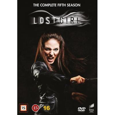 Lost Girl: Säsong 5 (4DVD) (DVD 2014)