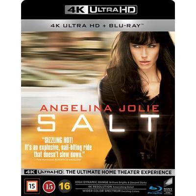Salt (4K Ultra HD + Blu-ray) (Unknown 2016)