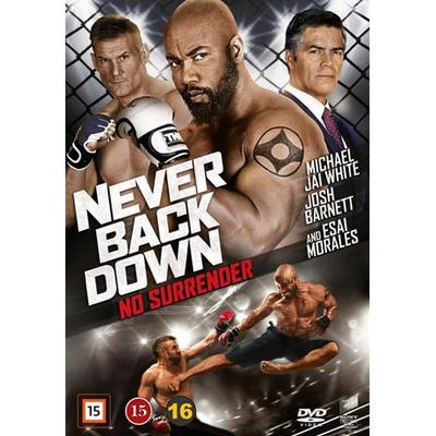 Never back down 3 (DVD) (DVD 2016)