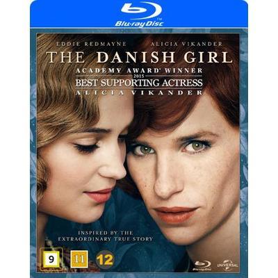 The Danish girl (Blu-ray) (Blu-Ray 2015)