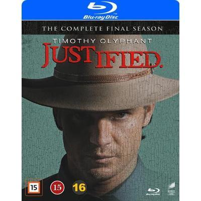 Justified: Säsong 6 (3Blu-ray) (Blu-Ray 2015)