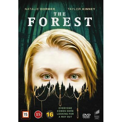 The Forest (DVD) (DVD 2016)