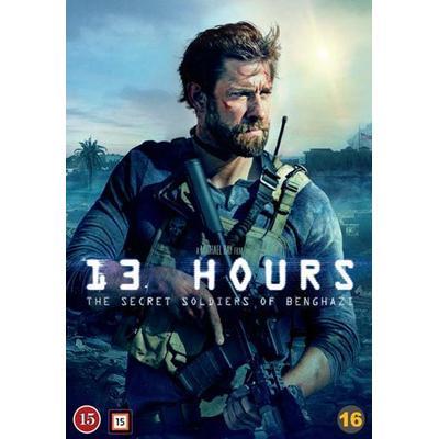 13 hours - The secret soldiers of Benghazi (DVD) (DVD 2015)