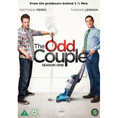 The Odd couple: Säsong 1 (2DVD) (DVD 2015)