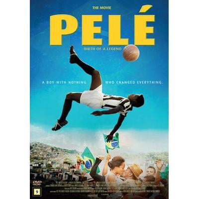Pelé - Birth of a legend (DVD) (DVD 2016)