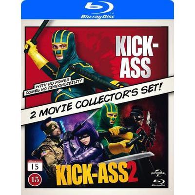 Kick Ass 1+2 (2Blu-ray) (Blu-Ray 2013)