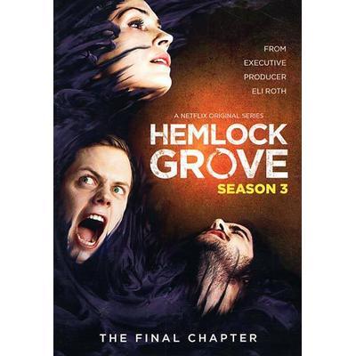Hemlock Grove: Säsong 3 (4DVD) (DVD 2016)