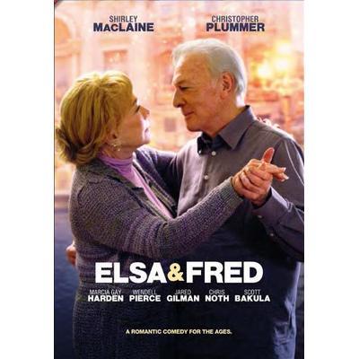 Elsa & Fred (DVD) (DVD 2016)