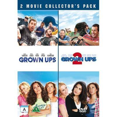 Grown ups 1+2 (2DVD) (DVD 2013)