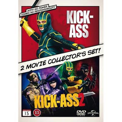Kick Ass 1+2 (2DVD) (DVD 2013)