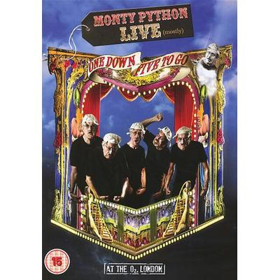 Monty Python: Live (Mostly) One down Five to go (DVD) (DVD 2014)