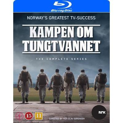 Kampen om tungtvannet - Miniserien (Blu-ray) (Blu-Ray 2015)