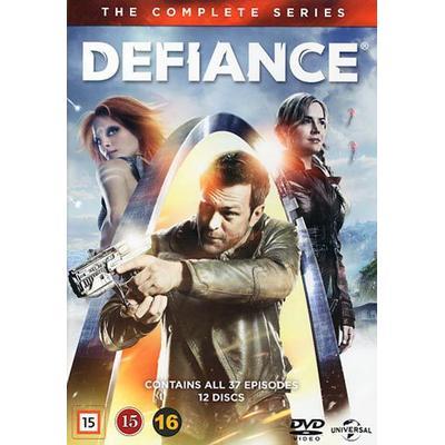Defiance: Säsong 1-3 (12DVD) (DVD 2016)