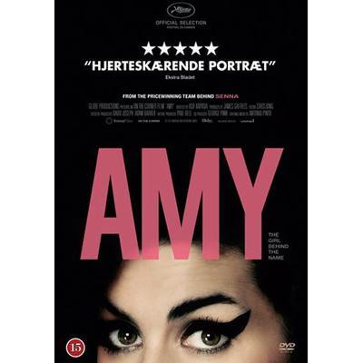 Amy: Amy Winehouse (DVD) (DVD 2014)
