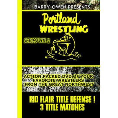 Barry Owen Presents Best Of Portland Wrestling (DVD) (DVD 2016)