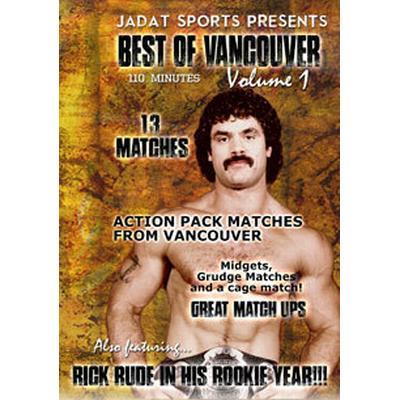 Best Of Vancouver Vol 1 (DVD) (DVD 2016)