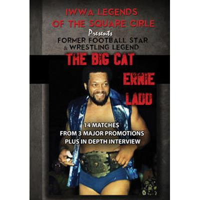 IWWA Legends Of The Square Circle Presents (DVD) (DVD 2016)