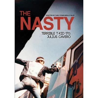 Nasty Terrible T-Kid 170 Julius Cavero (DVD) (DVD 2016)