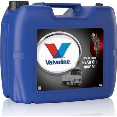 Valvoline Gear Oil 75W-80 Gearkasseolie