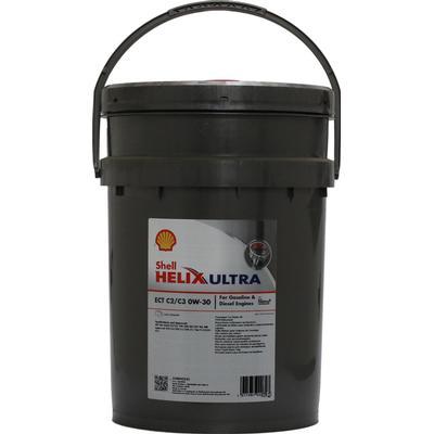 Shell Helix Ultra ECT C2/C3 0W-30 Motorolie