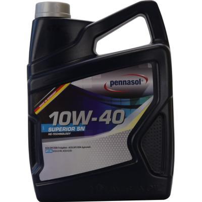 Pennasol Superior SN 10W-40 Motorolie