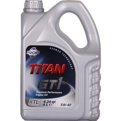 Fuchs Titan GT1 5W-40 Motorolie