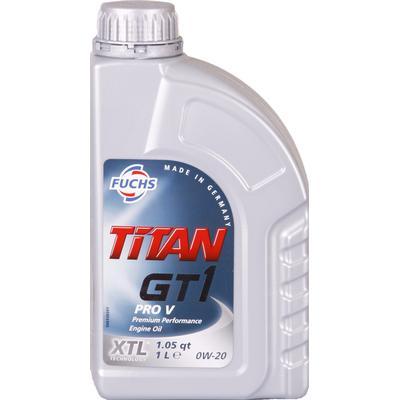 Fuchs Titan GT1 Pro V 0W-20 Motorolie