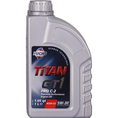 Fuchs Titan GT1 Pro C-2 5W-30 Motorolie