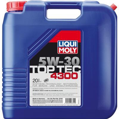 Liqui Moly Top Tec 4300 5W-30 Motorolie