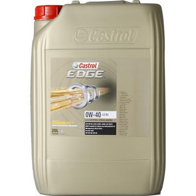 Castrol Edge Titanium FST 0W-40 A3/B4 Motorolie