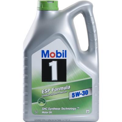 Mobil ESP Formula 5W-30 Motorolie