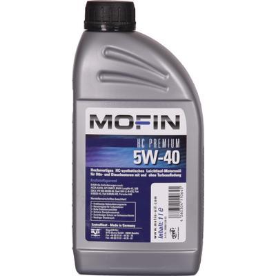 Mofin HC Premium 5W-40 Motorolie