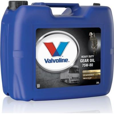 Valvoline Heavy Duty Gear Oil 75W-80 Motorolie