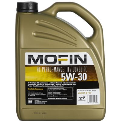Mofin HC Performance III / Longlife 5W-30 Motorolie