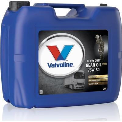 Valvoline Heavy Duty Gear Oil PRO 75W-80 Gearkasseolie