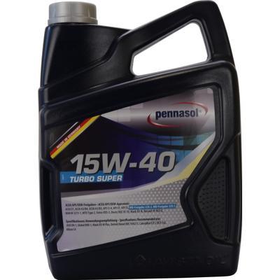 Pennasol TS 15W-40 Motorolie