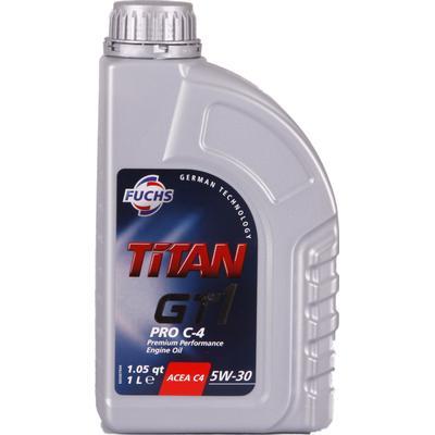 Fuchs Titan GT1 Pro C-4 5W-30 Motorolie