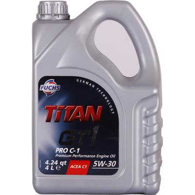 Fuchs Titan GT1 Pro C-1 5W-30 Motorolie