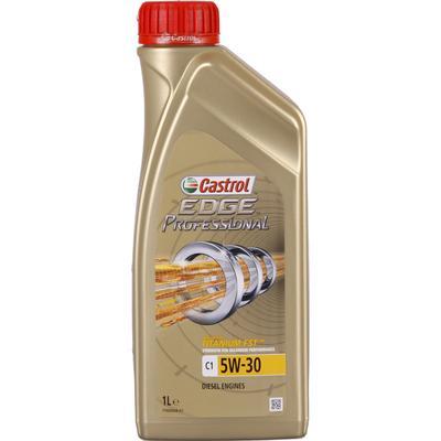 Castrol Edge Professional Titanium FST C1 5W-30 Motorolie