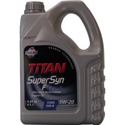 Fuchs Titan Supersyn F ECO-B 5W-20 Motorolie