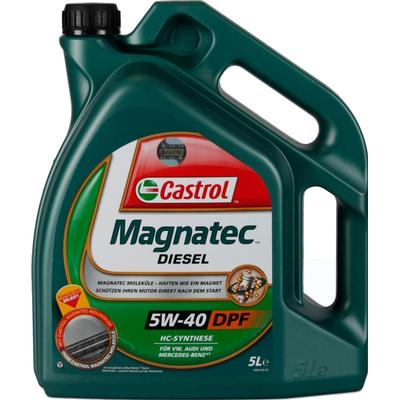Castrol Magnatec Diesel 5W-40 DPF Motorolie