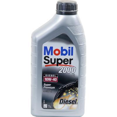 Mobil Super 2000 X1 Diesel 10W-40 Motorolie