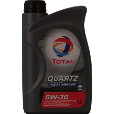 Total Quartz Ineo Longlife 5W-30 Motorolie