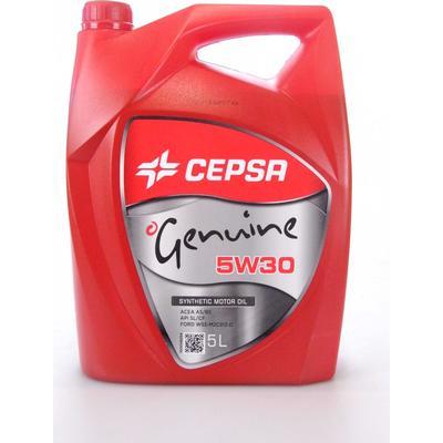 Cepsa Genuine 5W-30 Motorolie