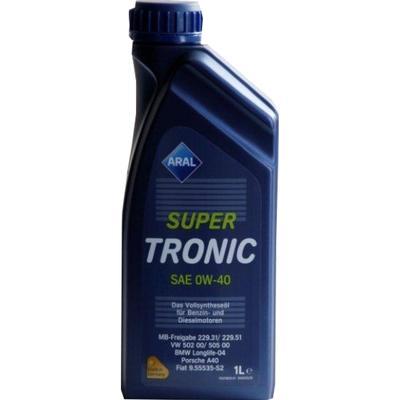 Aral SuperTronic 0W-40 Motorolie
