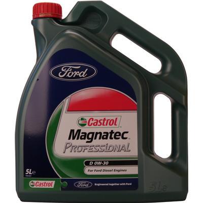Castrol Magnatec Professional D 0W-30 Motorolie